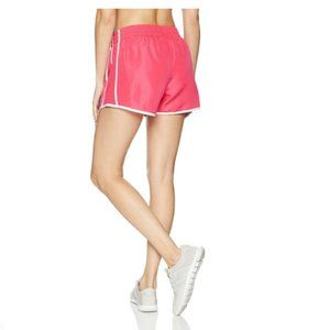 NWt Amazon Sz XL Woven Run Short Pink